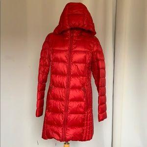 32degrees heat packable down coat